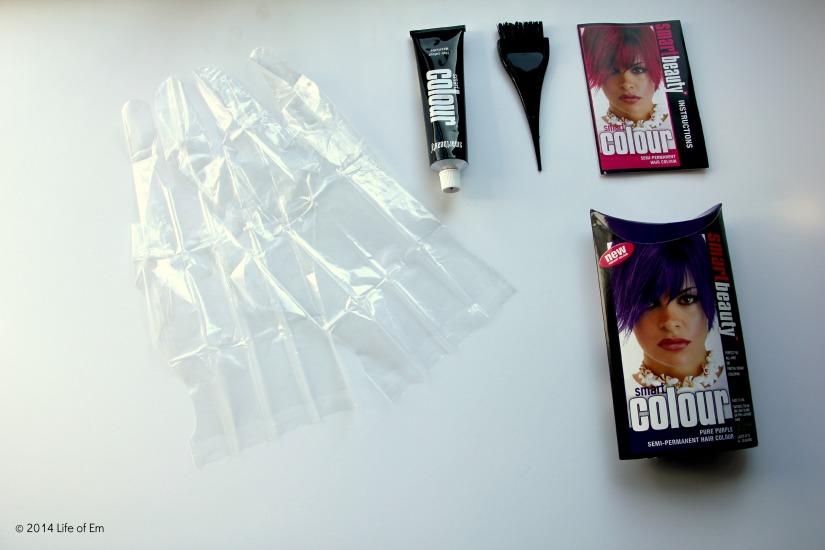 hair dye 1.